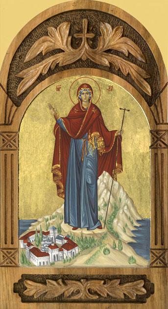 Bogorodica zastitnica Hilandara