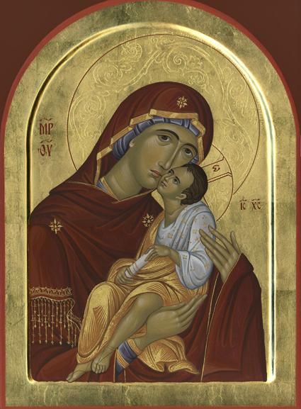 Bogorodica sa Hridtom umilenje
