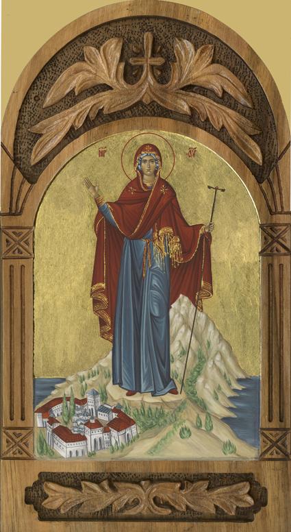 Bogorodica zaštitnica Hilandara