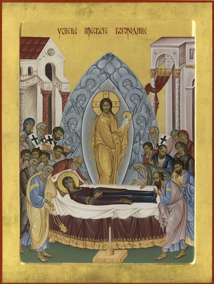 Uspenje Presvete Bogorodice